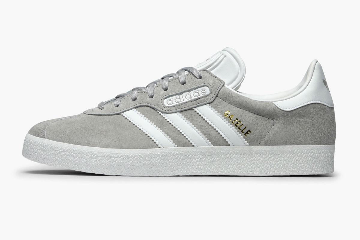 adidas Gazelle Grey Two