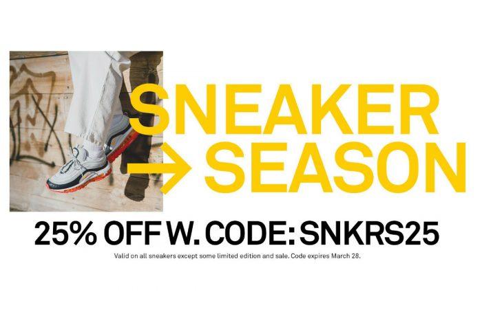 caliroots sneaker season