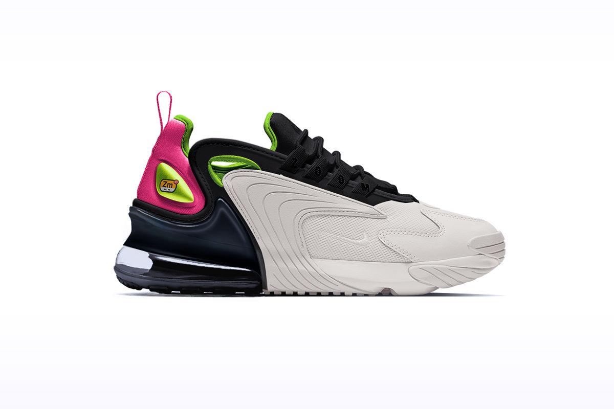 """Nike Zoom 2k x Airmax 270 """"Desert Fruit"""""""