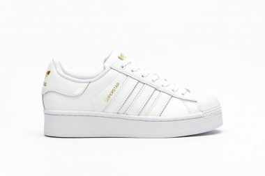 adidas Wmns Superstar Bold Cloud White