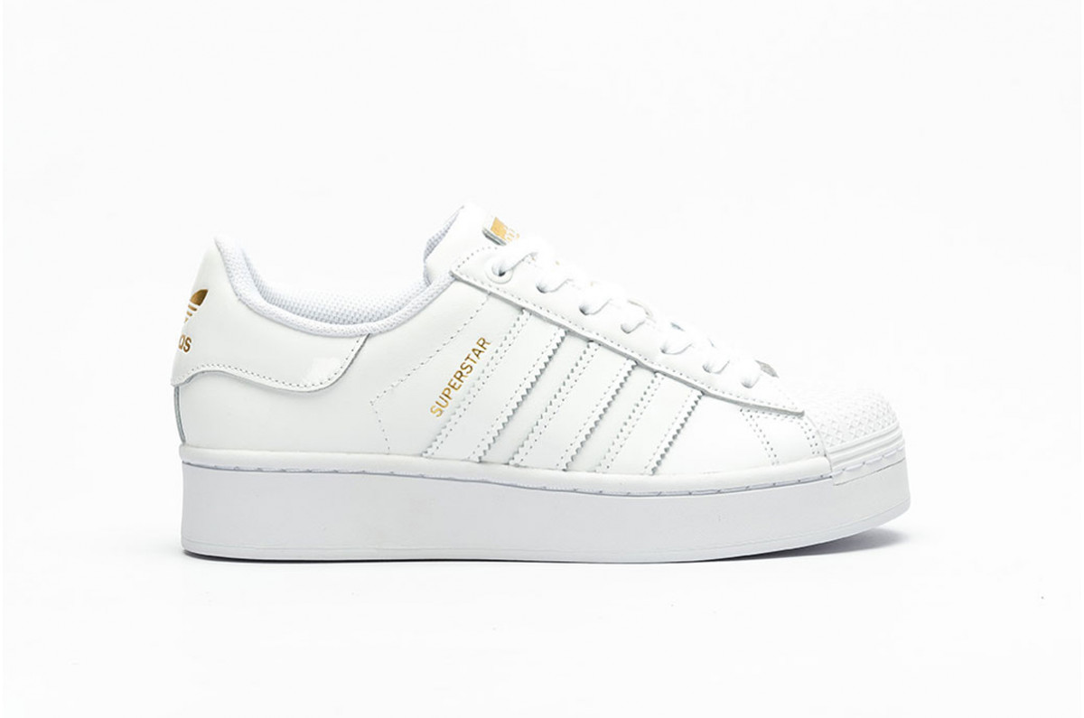 adidas Wmns Superstar Bold Cloud White